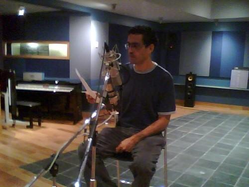 CPT Studio Work (Reinhardt Recording Studio)