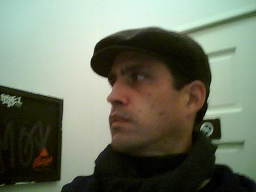 Rodrigo Toscano, CPT Artistic Director, Writer