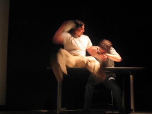 Spine (Poets Theater Jamboree 2007)